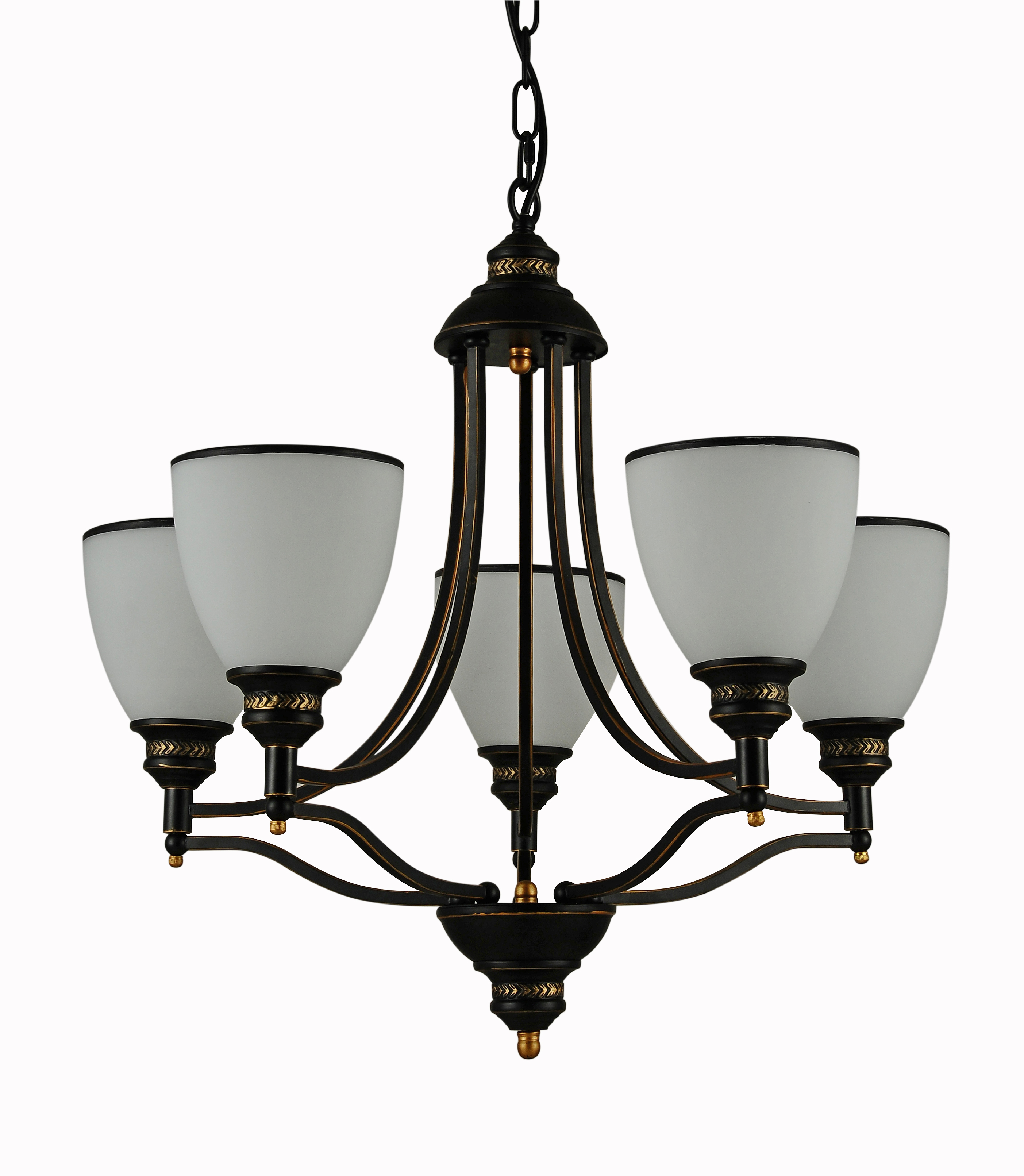 Dinette Chandelier Ceiling Lighting Lamp Vintage Fixture