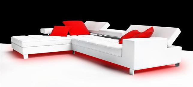 Cartoon Fox Universal Stretch Sofa Slipcovers For Living
